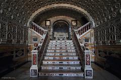 Cripta della Cattedrale di Santa Maria, Cagliari (Sylviane Moss) Tags: church canon sardinia cathedral 7d baroque crypt cagliari cattedraledisantamaria criptadellacattedraledisantamaria