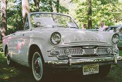 Hillman Minx Convertible (ho_hokus) Tags: 35mm newjersey classiccar vintagecar unitedstates convertible 35mmfilm nikonn80 carshow hillman hillmanminx 2014 britishcarshow hohokus nikkor50mmf18d kodakportra160 35mmfilmcamera nikonfilmcamera atouchofengland