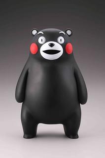 大人氣熊本熊極緻立體化!