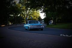Helsinki Cruising (VisaStenvall) Tags: old summer cars car canon suomi finland eos evening is cool helsinki cruising mm usm vignetting kaivopuisto visa 6d 24105 f4l stenvall visastenvall