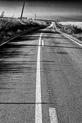 Road to nowhere (cives-expat) Tags: españa landscape spain paisaje fields campos jerezdelafrontera