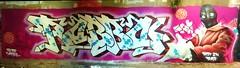 KING ROBBO (dimeizm!) Tags: london graffiti tribute burner robbo