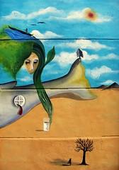 j u g o d e l ú c u m a (Felipe Smides) Tags: agua mural pintura tierra spinetta muralismo lúcuma smides felipesmides
