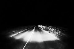 . (hornbeck) Tags: blackandwhite bw oklahoma driving bnw blvck