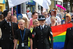 "Policing with PRIDE • <a style=""font-size:0.8em;"" href=""https://www.flickr.com/photos/66700933@N06/14693975448/"" target=""_blank"">View on Flickr</a>"