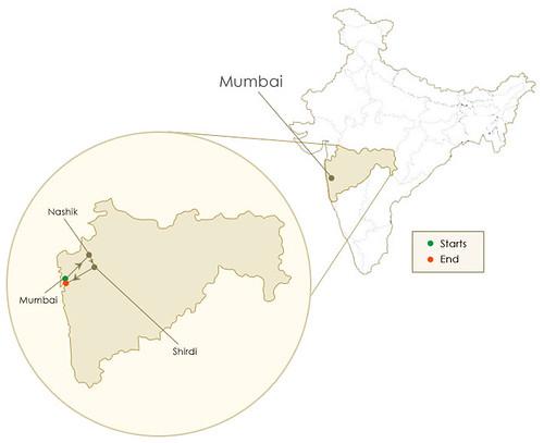 Deccan ODyssey Spiritual Sahydri