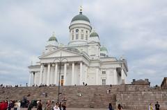 DSC_2553 - Catedral Luterana de Helsinque (JR1994) Tags: finlandia 2014 helsinque jr1994 catedralluterana d7000