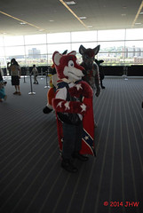2014-07-04_16-46-43_JHW0146b (tbutanol) Tags: coyote rebel pittsburgh pennsylvania friday independenceday 2014 fursuit anthrocon