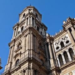 Mlaga - Catedral de la Encarnacin (J.S.C.) Tags: espaa andaluca spain arquitectura catedral mlaga barroco renacimiento