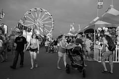 MN State Fair L1100544 (erlin1) Tags: summer blackandwhite bw usa statefair minneapolis august jpg visible mn v2 minnesotastatefair 2014 leicam9
