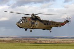 ZF116_SeaKingCommando_RoyalNavy_SPTA [Explored] (Tony Osborne - Rotorfocus) Tags: uk sea training king force arm air navy royal helicopter area salisbury fleet plain westland 2009 commando agustawestland ws61