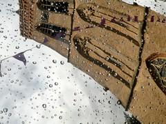 Point-Growth (leo59) Tags: rain ede leo59 raindrops centrum regen buitenkunst regendruppels limdonglak pointgrowth