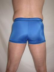 IMG_0122 (Jeffrey Scott - TightsGuy) Tags: men yoga scott jeffrey shorts