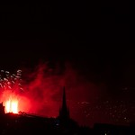 Edinburgh International Festival Fireworks 2014