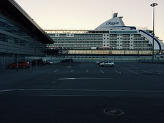 ship (Alexey Tyudelekov) Tags: sea port ship petersburg liner marinefacade