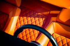 (Chris B70D) Tags: show chris sun cars vw canon drag scotland shine report low year sunny scene german strip flare end bmw modified audi invasion raceway crail 70d berridge