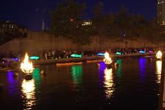 Illuminated Koi 8.23.14 (Photo by Duane Brouilette)