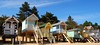 Beach huts (melba173) Tags: beach seaside huts wellsnextthesea ©allrightsreserved