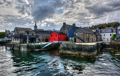 A vision of Stromness (Herb Riddle) Tags: