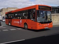 YorkshireTiger 545 AE55VGD (tinies) Tags: buses evolution dart huddersfield 545 adl mcv ae55vgd yorkshiretiger