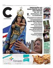 capa jornal c - o caminhense 5 Set 2014