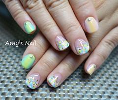 [台中] 南屯區 Amy's Nail 美甲工作室 (aK990123) Tags: nail gel nailart ネイル 台中市 凝膠 南屯區 光療 基礎保養 光療指甲 nailgel 光療凝膠 手足保養 法式光療 新娘指甲 台中美甲