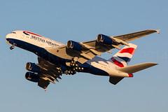 British Airways Airbus A380 (Rami Khanna-Prade) Tags: airbus ba britishairways tls airbusindustrie a388 lfbo deliveryflight airbusa380841 fwwsk aeroporttoulouseblagnac toulouseblagnacairport msn161 gxleg