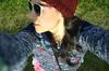 Tutú Lara (analogico.tutu) Tags: winter portrait woman selfportrait girl hat sunglasses lomography nikon chica retrato invierno proyect february euskadi tutu proyecto selfie tutú pinktutu d5100 tuturosa nikond5100 larahacefotos analogicotutu