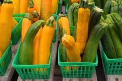 Zucchini [Ottawa - 8 August 2014] (Doc. Ing.) Tags: city summer food ontario canada yellow market ottawa capital northamerica zucchini bywardmarket on 2014