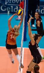 Z9185226 (roel.ubels) Tags: cup sport turkey nederland volleyball turkije volleybal oranje gelderland doetinchem 2014 nevobo