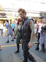 Vancouver Zombiewalk 2014 (Won-Tolla) Tags: vancouver zombie zombies zombiewalk zombiewalk2014