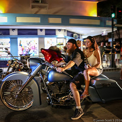 20140919 5DIII Key West Poker Run 94 (James Scott S) Tags: west canon scott james key florida s run poker motorcycle after hours fl 5diii