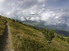 005 - uno sguardo indietro (TFRARUG) Tags: alps alpine alpi beccadinona emilius