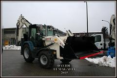 Terex TLB890 (DaveFuma) Tags: terex tlb880 terna ruspa backhoe loader baggerlader