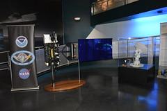 GOES-R Spacecraft Exhibit at Kennedy Space Center (NOAASatellites) Tags: goesr ksc nasa noaa nextgeneration weathersatellite satellite countdowntolaunch roadtolaunch events educationandoutreach launch atlasv nesdis noaasatellites