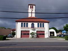 Kalihi Fire Station (jimmywayne) Tags: hawaii oahu honolulucounty honolulu kapalama kalihi firestation spanishmission historic nrhp nationalregister