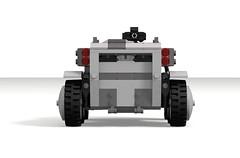 Star Citizen Ursa Rover back (turbokiwi) Tags: lego starcitizen ursa rover vehicle truck buggy transport