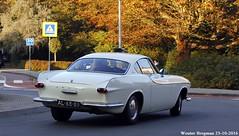 Volvo P1800 1962 (XBXG) Tags: al6889 volvo p1800 1962 volvop1800 coup coupe overveen nederland holland netherlands paysbas vintage old classic swedish car auto automobile voiture ancienne sudoise sweden sverige zweden sude zweeds