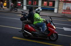 In action (Master Iksi) Tags: motorcycle ride rider camera cameraman beograd belgrade street streetphotography road vehicle canon 700d srbija serbia