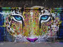 Paris  Marko 93 urban art street art (descartes.marco) Tags: streetartmarko93 urbanart colorsandcolores streetartandanimals colorandcolors