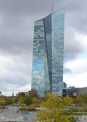 EZB (JohannFFM) Tags: ezb frankfurt osthafen