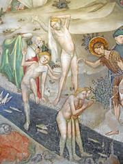 Salimbeni - Saint John baptizes people, detail (petrus.agricola) Tags: lorenzo jacopo salimbeni scenes life saint john baptist urbino marche italy oratorio san giovanni battista