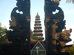 Temple hindou (GeckoZen) Tags: temple hindou seseh pantaiseseh bali indonesia