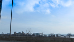 navy pier ferris wheel february 2016 (timp37) Tags: chicago illinois february 2016 winter ferris wheel lake shore drive nathalie