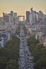 2016-10-06-X-T2-DSCF2772 (Hans Merkl) Tags: arcdetriomphe europe france paris travel