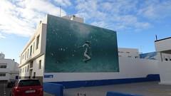 El Cotillo, Fuerteventura, Spanien (cd.berlin) Tags: fuerteventura spanien spain 2016 el cotillo underwater girl sexy boobs wetshirt cdberlin sonyhx90v nofilter