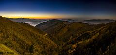 red mountains (Art Fiveone) Tags: distagon3514zm totsukawa nara japan moutains nature panorama twilight morning sunrise autumn