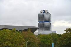 BMW Building (pringle-guy) Tags: nikon olympicgames olympics olympic munich munchen germany deautschland sport sports      bmw cars car