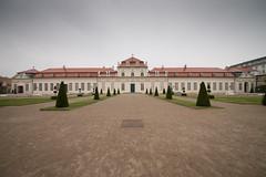 Unteres Belvedere (Ralf Muennich) Tags: wien vienna belvedere baroque palace schlsser