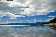 Rabbit Island (Henrico Prins) Tags: newzealand southisland tasman nelson rabbitisland mapua beach clouds